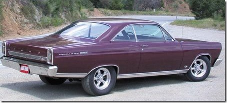 1966_ford_fairlane rear_side_view